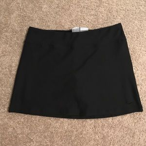 Nike Size Small Fit Dry Black Workout Skort